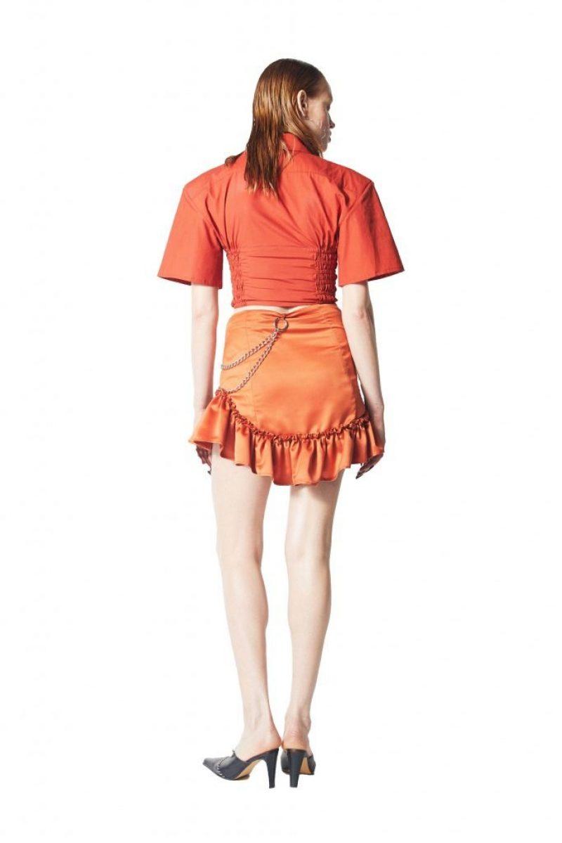 Birgitta Shirt:Mickelina Skirt 3