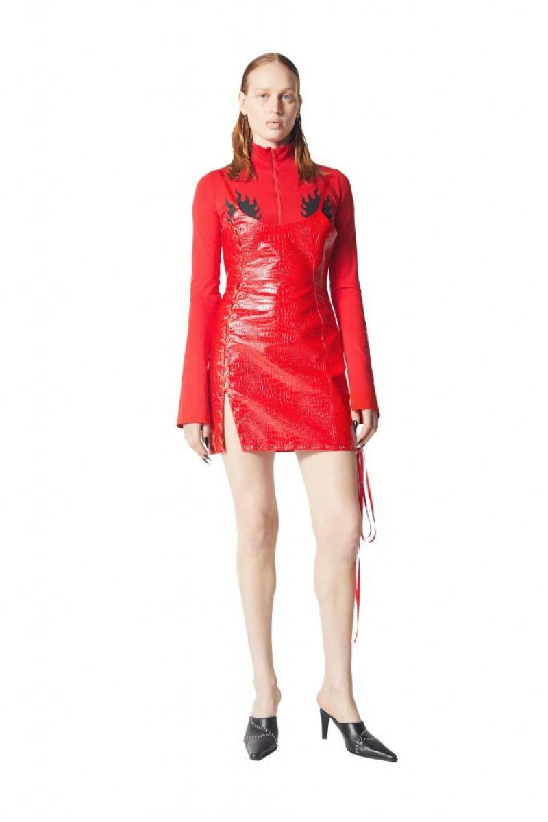 Edith Top:Evy Dress 1