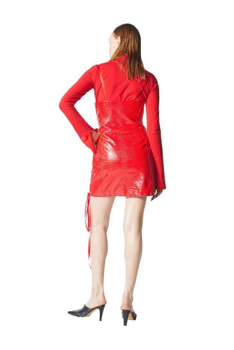 Edith Top:Evy Dress 3