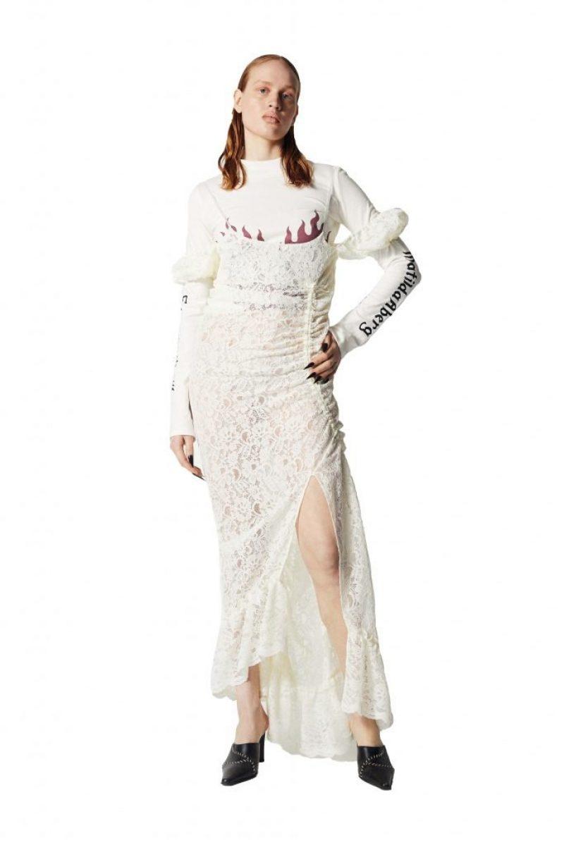 Svea Dress:Regina LS 1